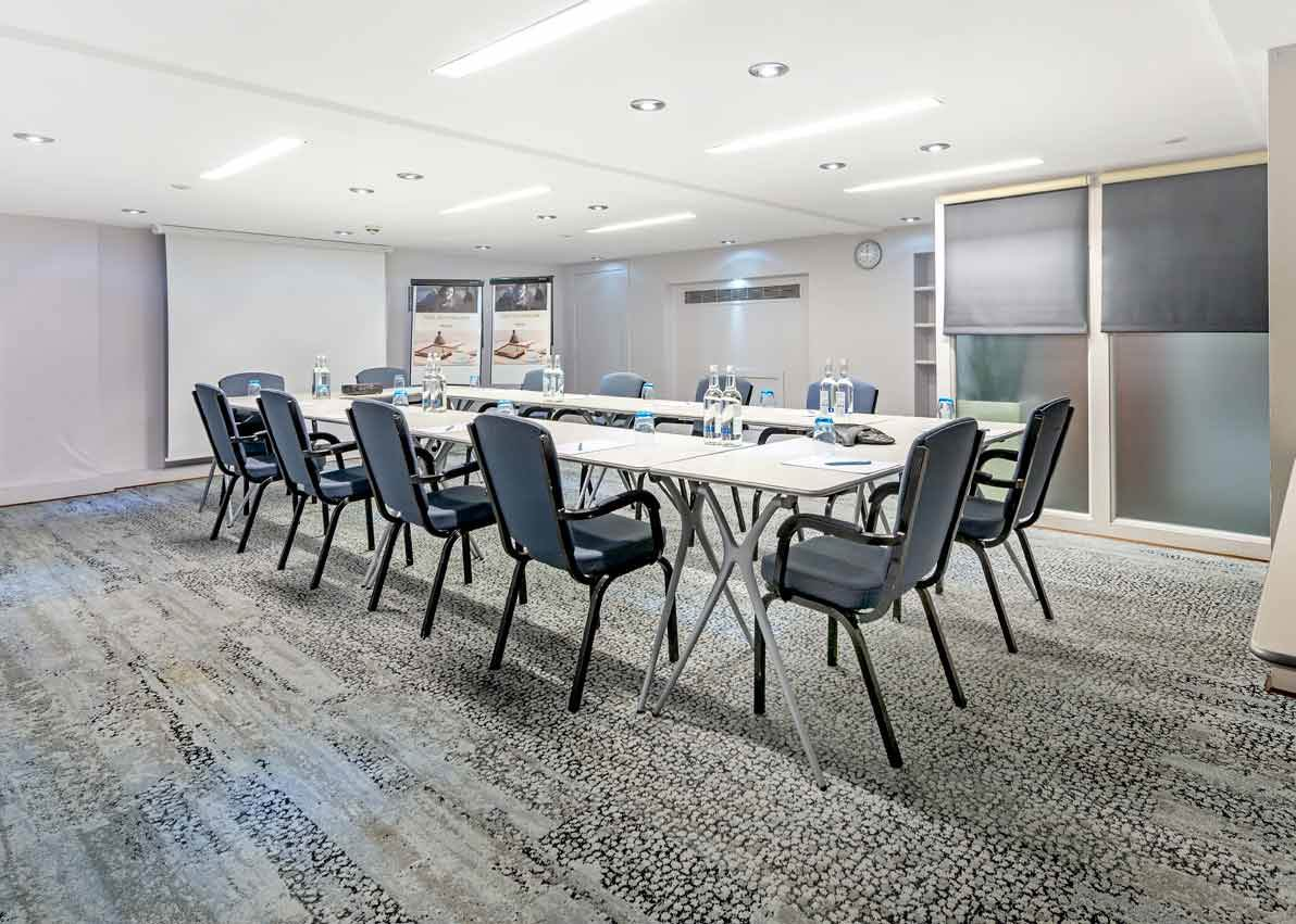 Mercure London Paddington Meeting room