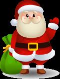 Paddington Santa