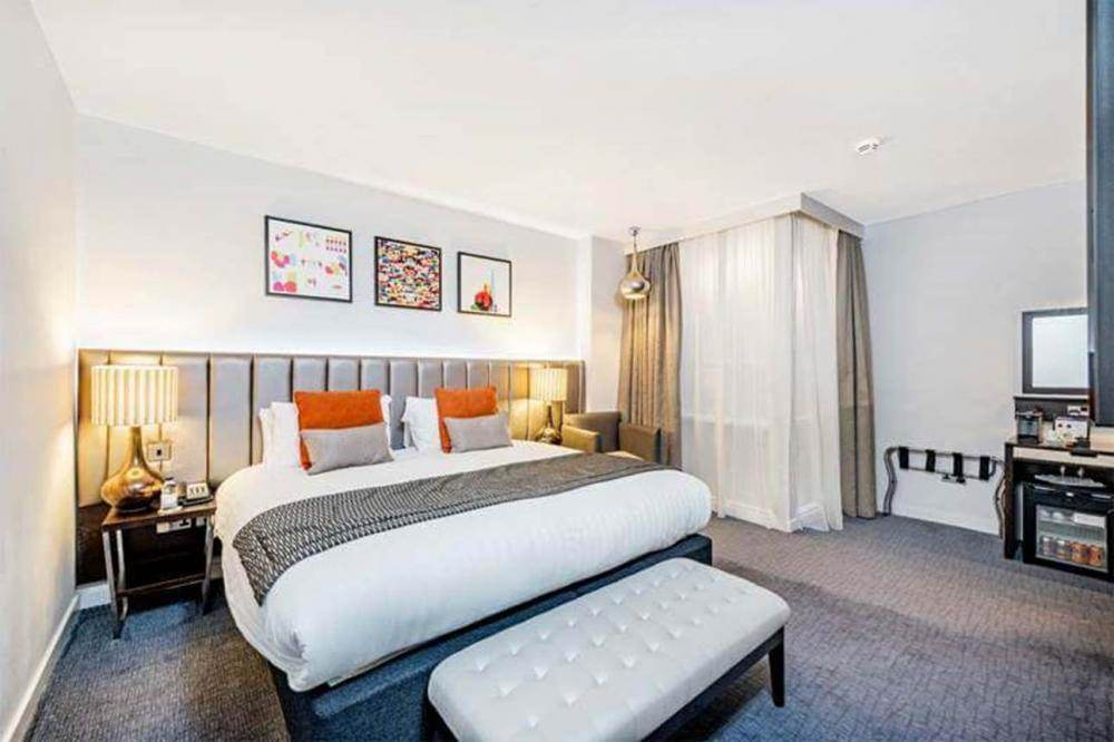 mercure london paddington bedroom