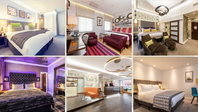 London Town Group Hotels
