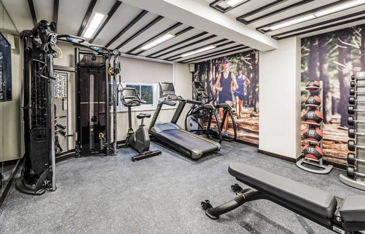 Fitness Centres