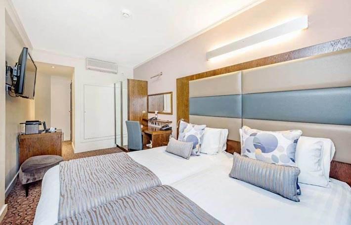 Mercure London Paddington Twin Room